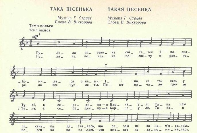 Новогодние и зимние песни с нотами