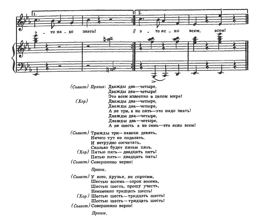 Шаинский. ноты детских песен69.0