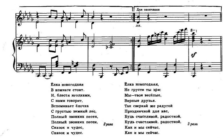песни для детей в сопровождении фортепиано24.0