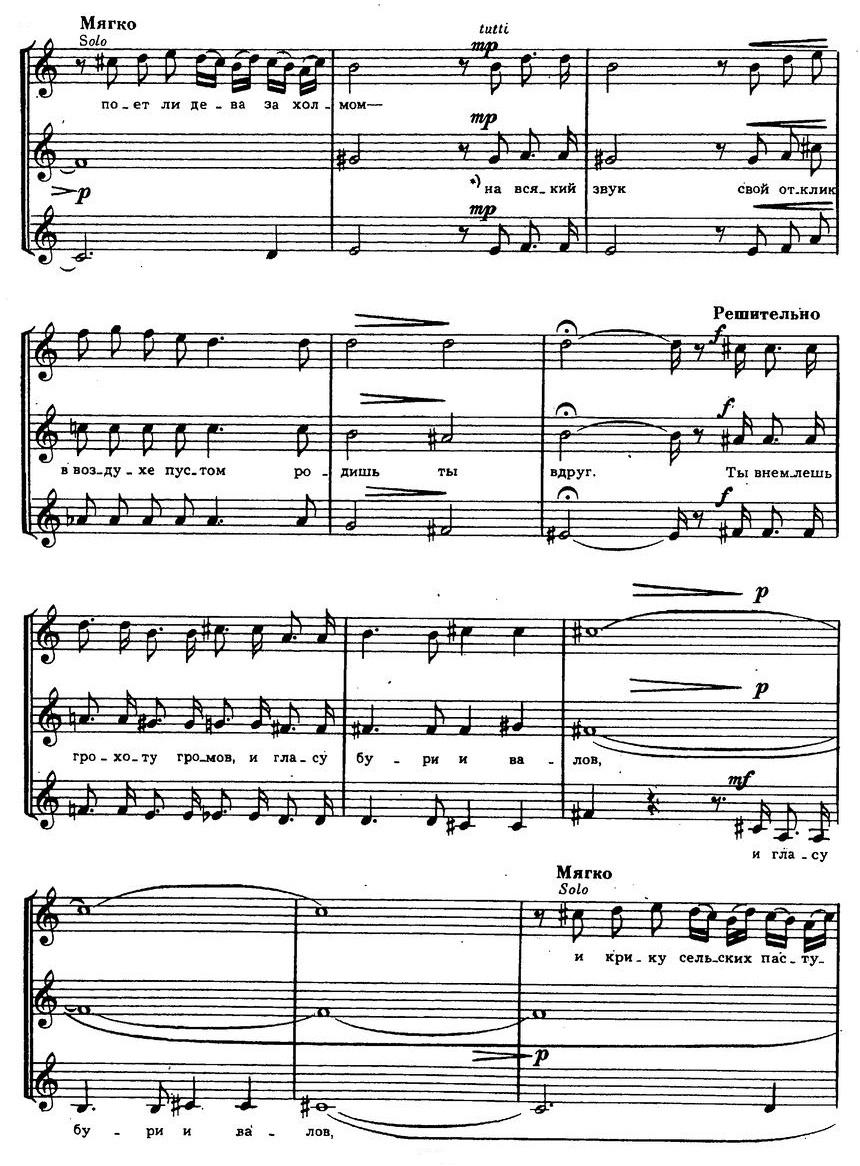 Репертуар детских и юношеских хоров36