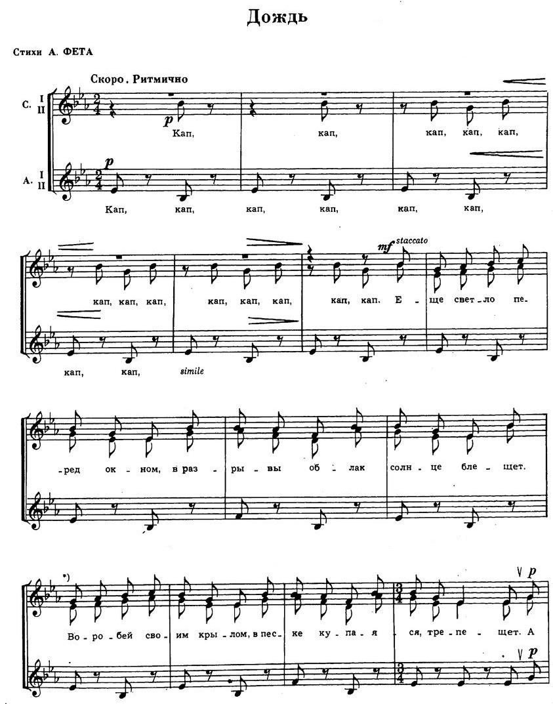 Репертуар детских и юношеских хоров5