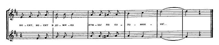 Репертуар  юношеских хоров32.0