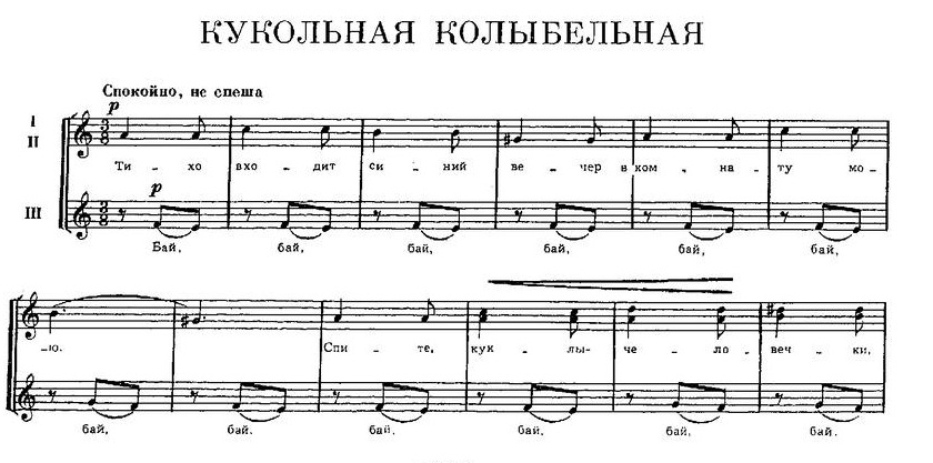 Репертуар  юношеских хоров38